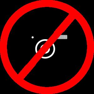 Zákaz fotek z dronů