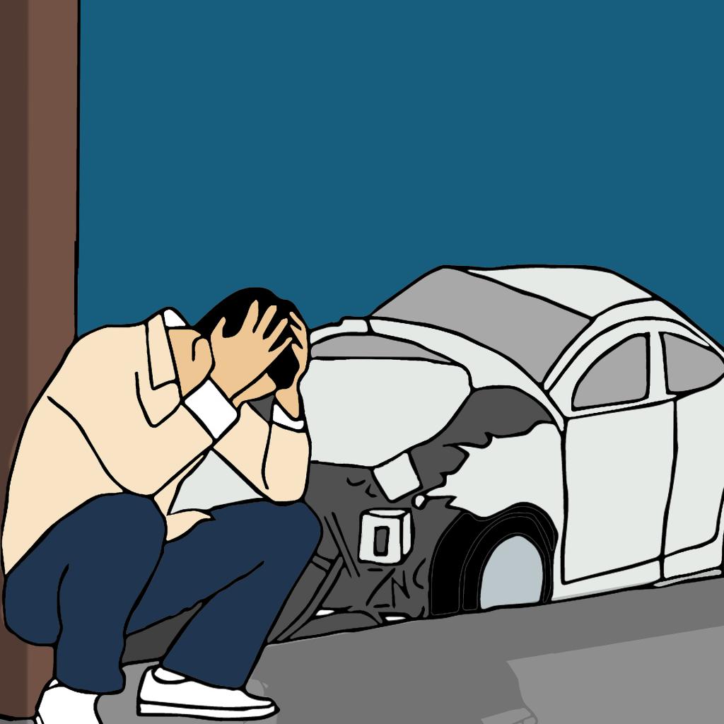 JAk postupovat přo dopravní nehodě v zahraničí