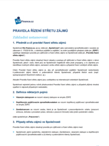 kts-finance-pravidla-rizeni-stretu-zajmu